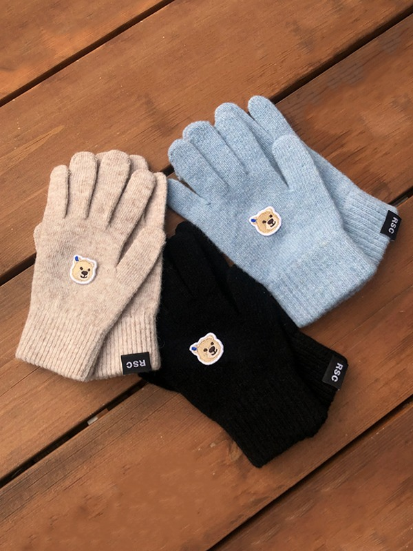DOUBLE PATCH GLOVES