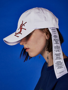 17FW collection SEX cap -WH
